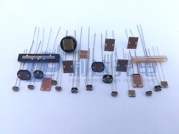 A90系列光敏电阻 A90 series photoresistors