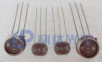 三引线复合型光敏电阻系列 Dual Elements Photocells Series