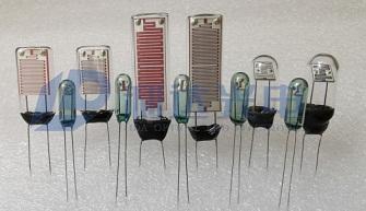 玻璃壳封装光敏电阻 glass package photoresistors