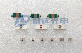 贴片型光敏电阻系列SMD Photocells Series
